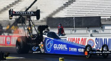 Tony Schumacher Ready to Race for NHRA Top Fuel Title #9