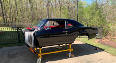 [Gallery] Retrofitting This '67 Camaro With an LS3