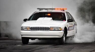 Today's Cool Car Find is this 1996 Caprice Police/Race Car for $16,000